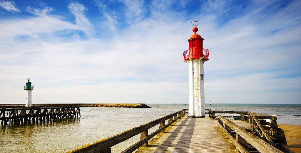 Vous serez idéalement situé pour partir à la conquête de cette station balnéaire au charme authentique...