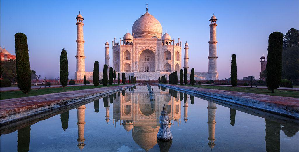 A l'image de son chef d'œuvre : le Taj Mahal