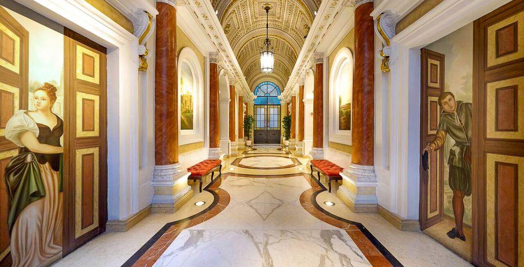 Vous rêvez d'un hôtel au charme intemporel ?