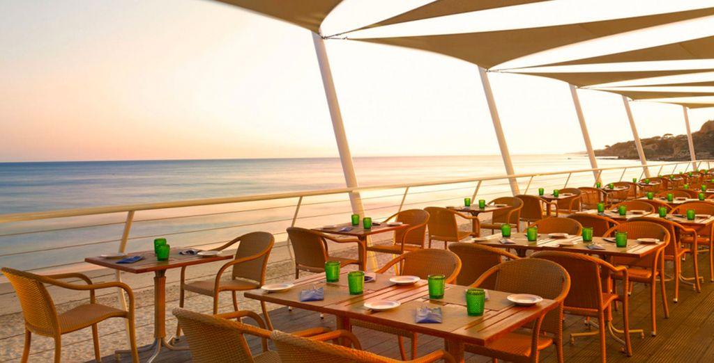 Ou Beach Club... À vous de choisir !