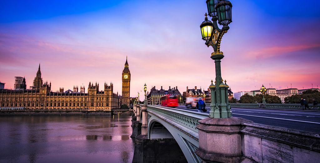 Londres possède une âme unique