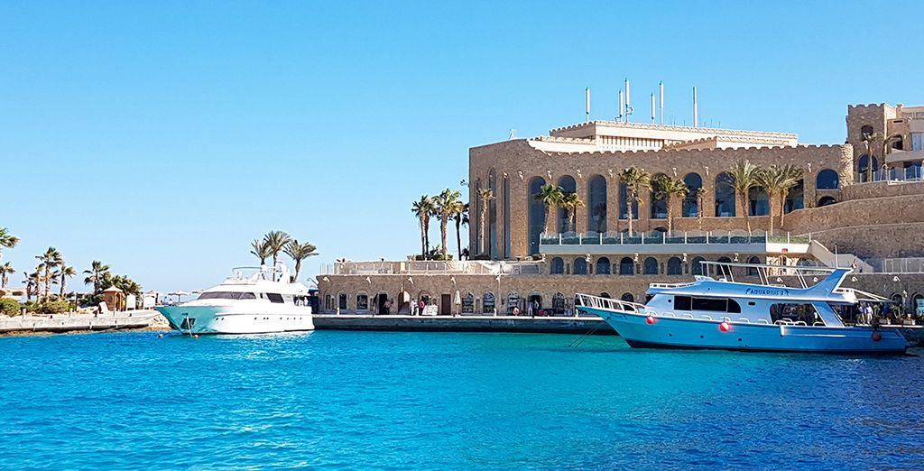 Cap sur l'Égypte et la région d'Hurghada pour un séjour 5*