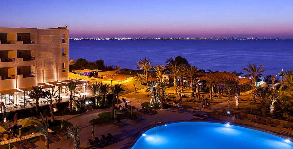 Le temps d'un superbe séjour au Sentido Djerba Beach...