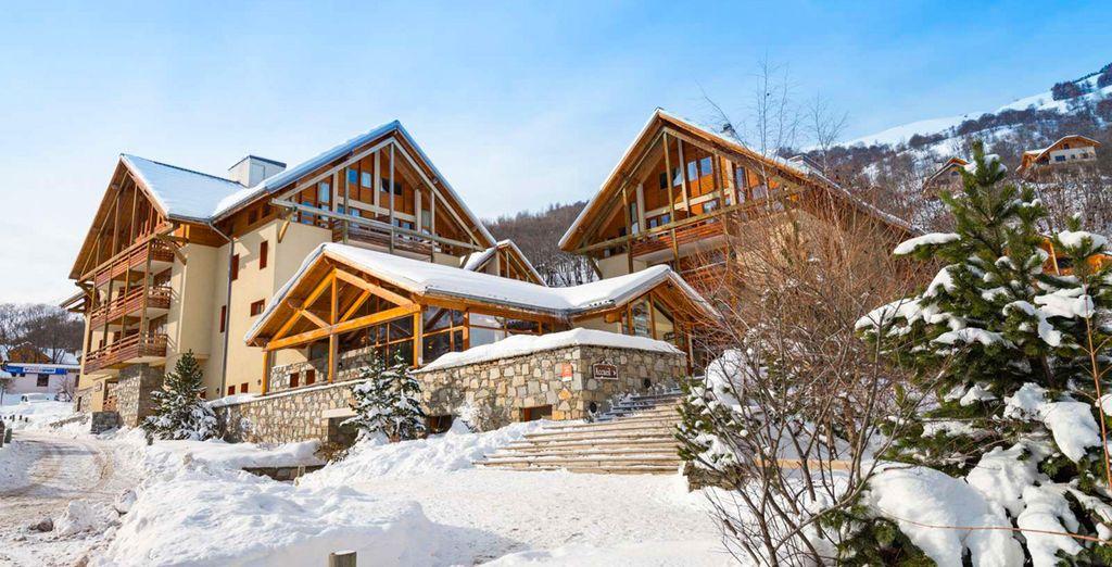 Bienvenue à Valloire, au cœur de la Savoie !