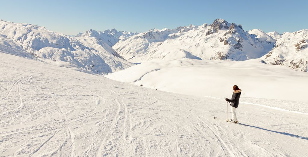 Après de belles journées de ski !
