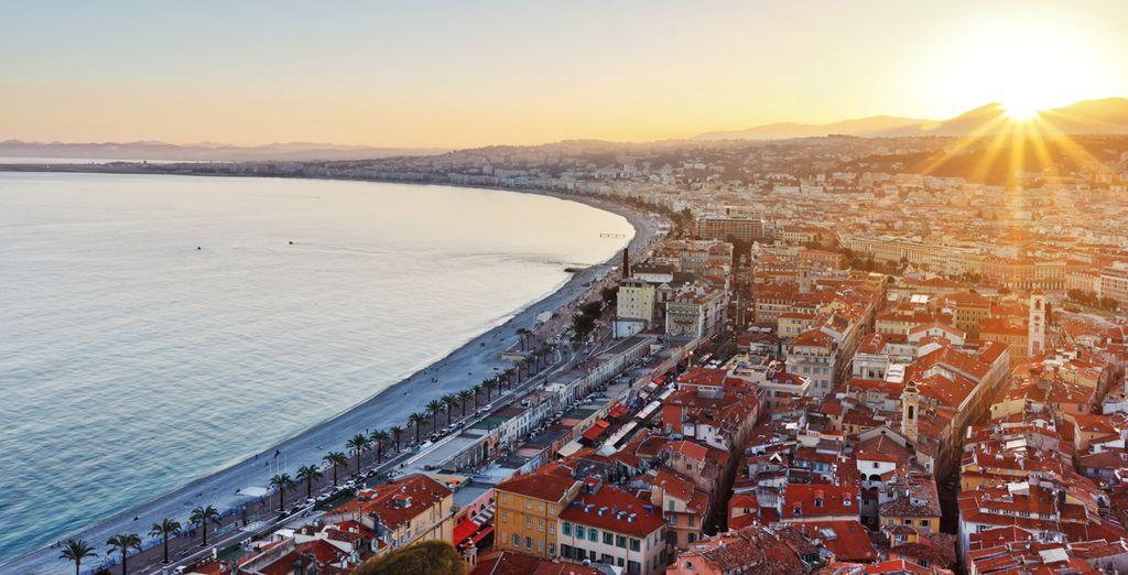 Bon séjour sur la Côte d'Azur !
