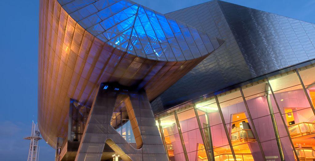 Et architecture d'avant-garde