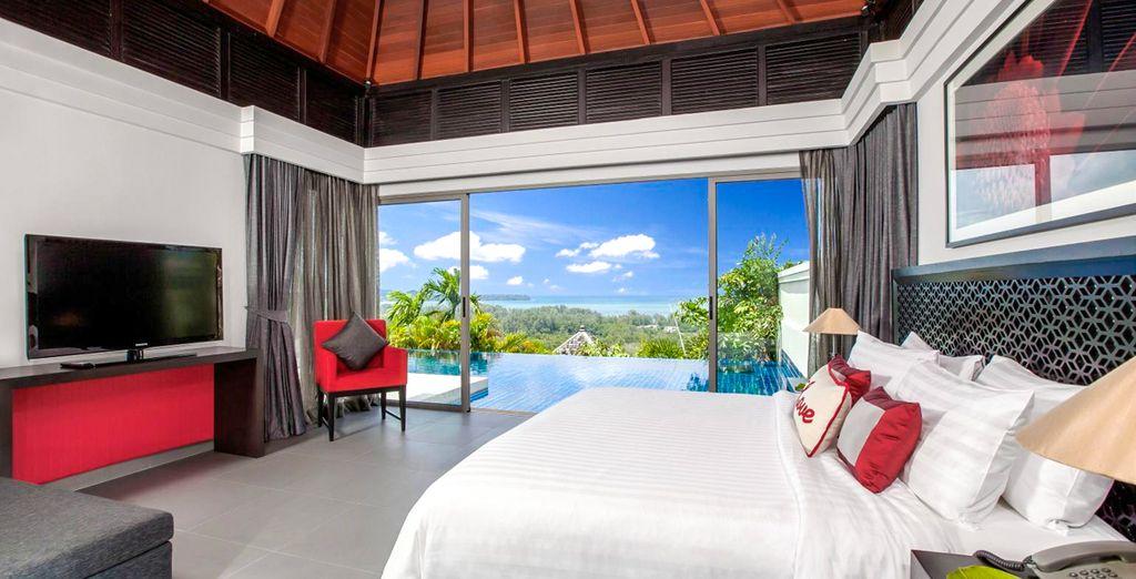 The Pavilions Phuket vous accueille