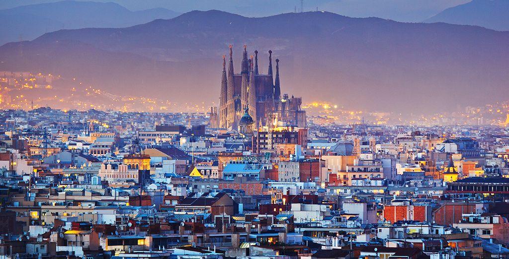 Bon séjour à Barcelone !