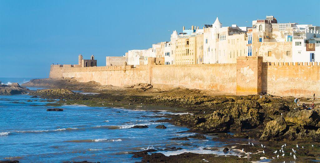 Laissez-vous séduire par la douceur de vivre d'Essaouira!