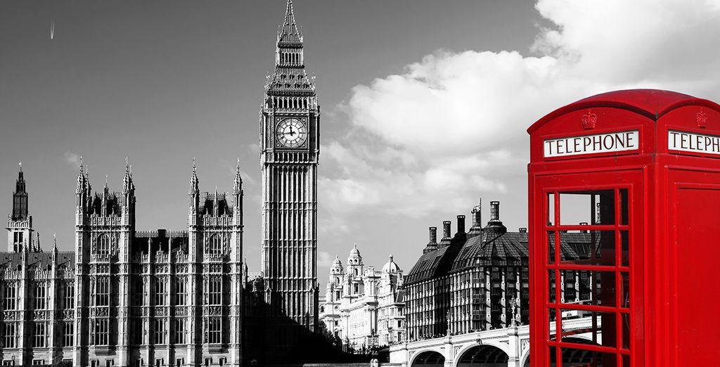 Prêt pour une virée mythique à Londres ?