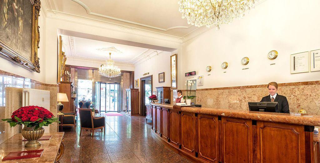 Un hôtel 4* mêlant tradition et design