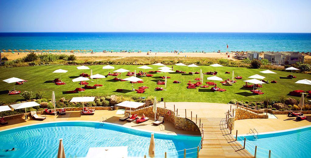 Quoi de mieux pour apprécier tous les atouts de l'Algarve... ?