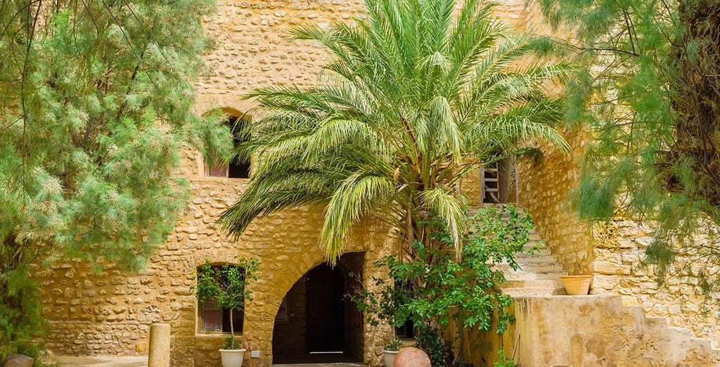 Avant de vous rendre dans le centre historique d'Hammamet