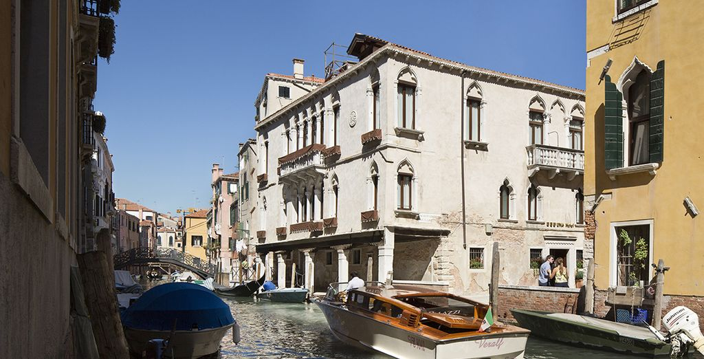 Bienvenue au Una Venezia