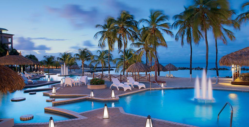 En avant pour les Antilles avec le Sunscape Curaçao Resort, Spa & Casino