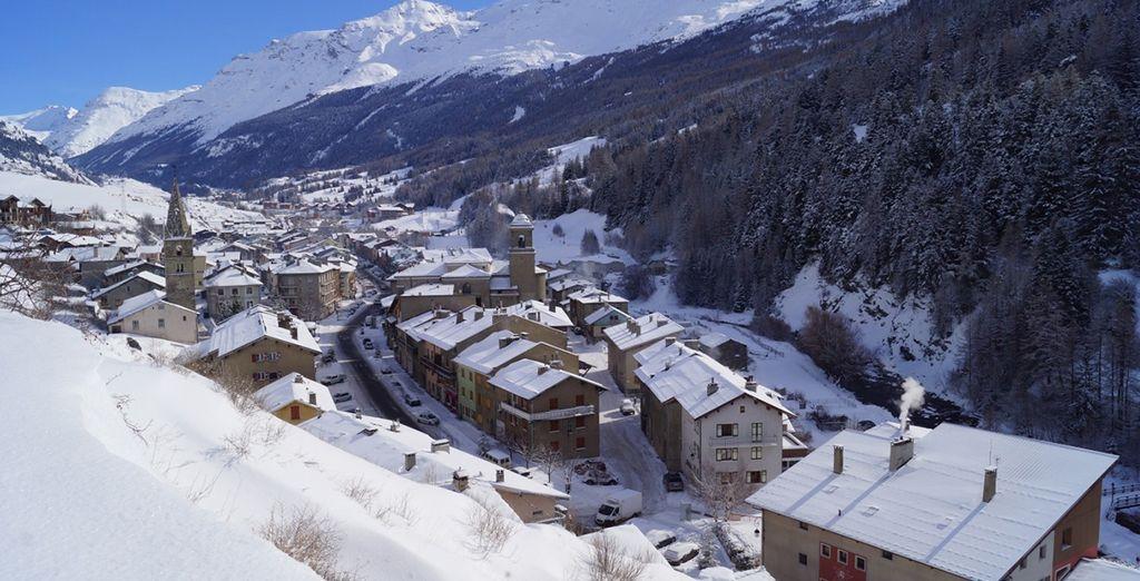 Bon séjour à Val Cenis !