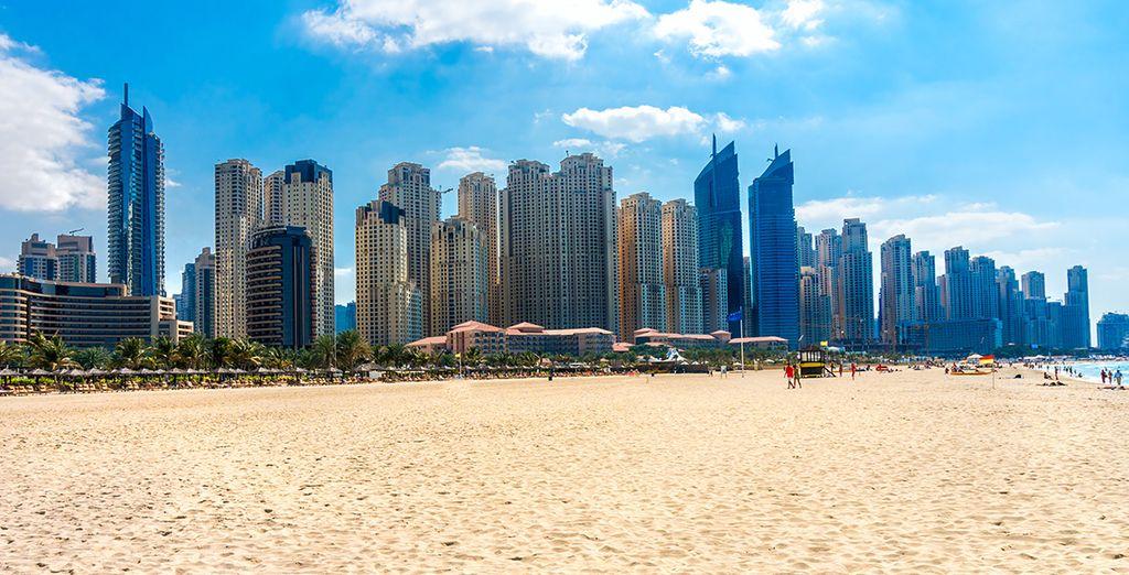 Offrez-vous un sublime voyage à Dubai...