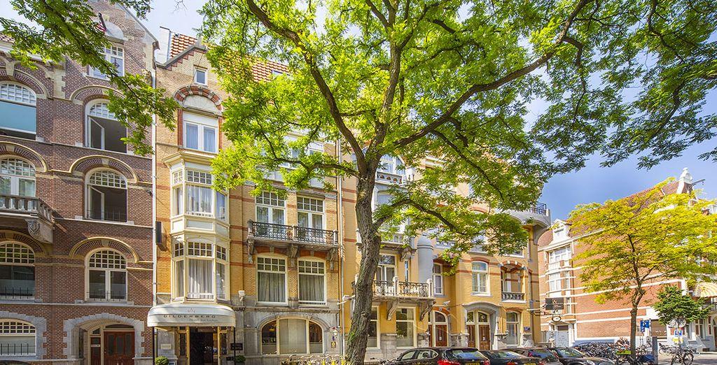 Bienvenue à l'hôtel Binderberg Jan Luyken
