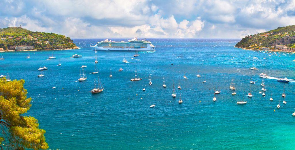 Bienvenue à Hyères, sur la Presqu'île de Giens.