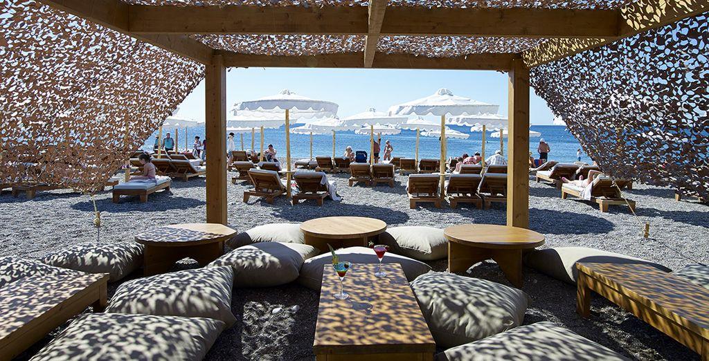 Face à la mer Egée