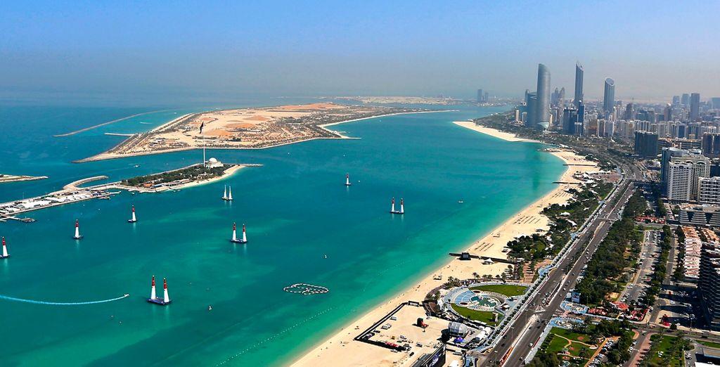 Hôtel Yas Viceroy Abu Dhabi 5*