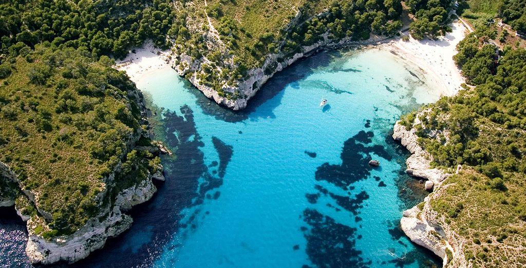 Majorque, l'une des îles des Baléares
