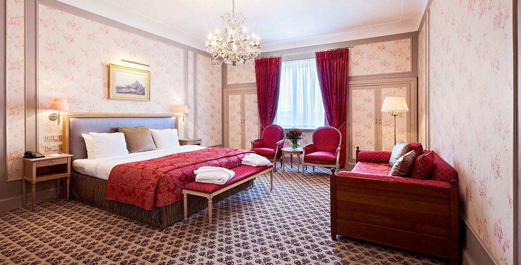 Hôtel de luxe, tout confort sélectionné par Voyage Privé