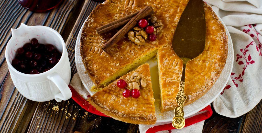 Spécialités culinaires de la région de Bretagne