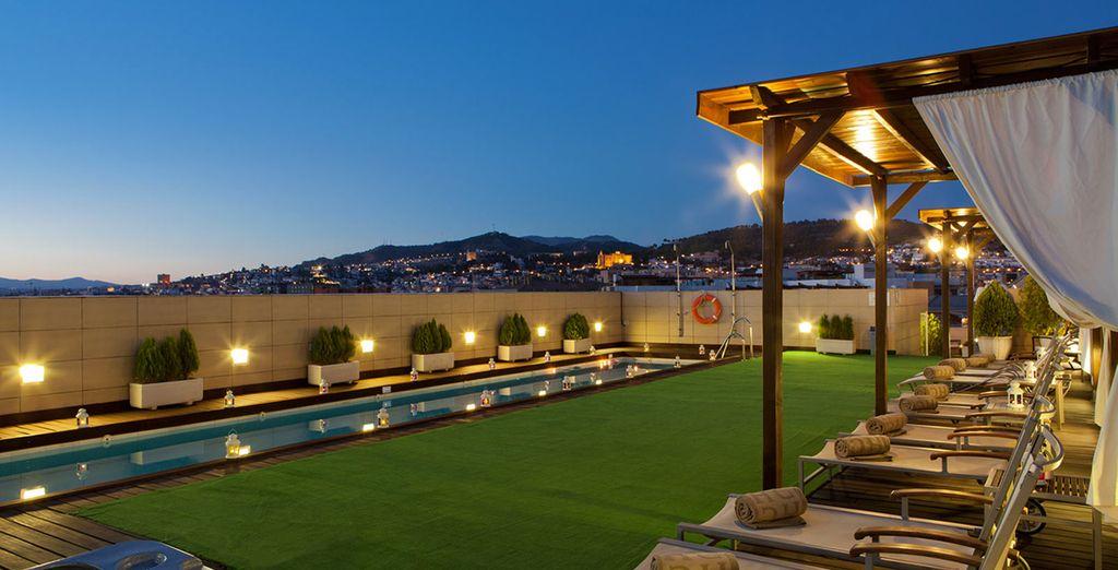 Hôtel de prestige en Espagne