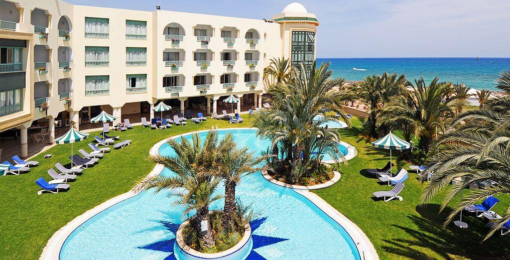 Envie de farniente sur la côte tunisienne?