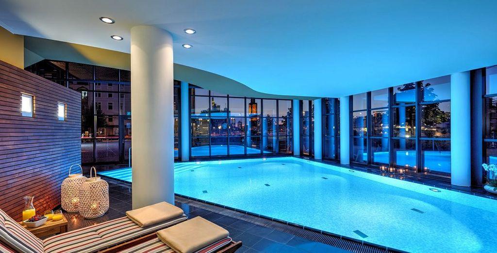 Hôtel haut de gamme d'Allemagne avec piscine, sélectionné par Voyage Privé
