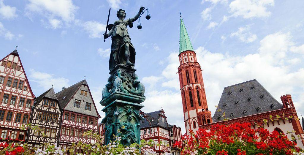 Photographie de la ville de Cologne