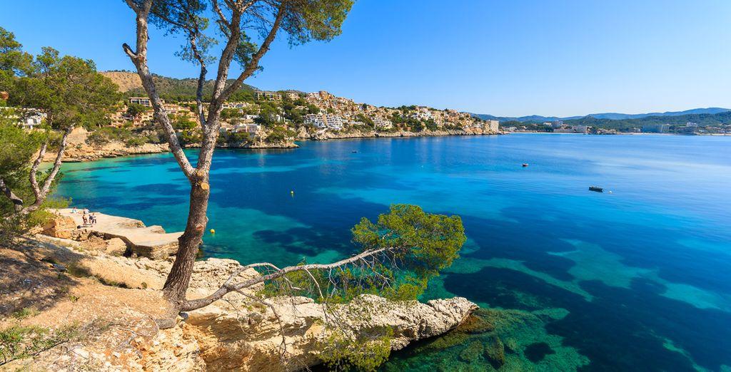Des plages paradisiaques à Formentera*