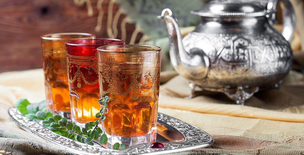 tunisie thé