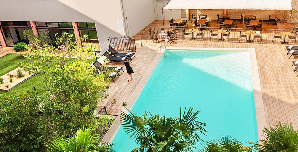 Hôtel Le Galice 4* - Aix-en-Provence avec piscine
