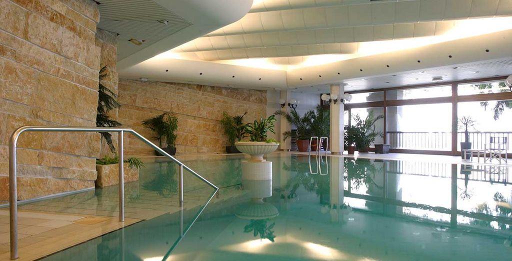 Hôtel de luxe cinq étoiles et espace détente tout confort
