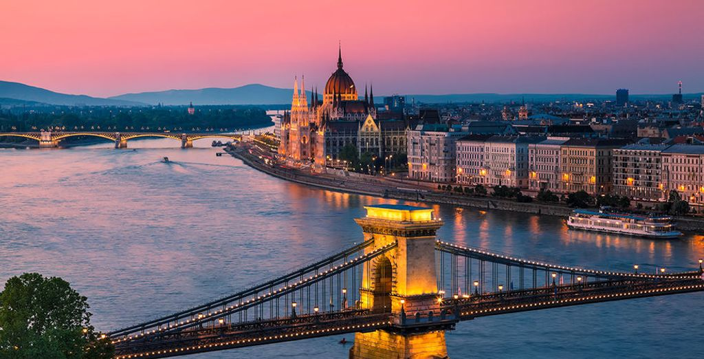 Hôtel all inclusive à Budapest