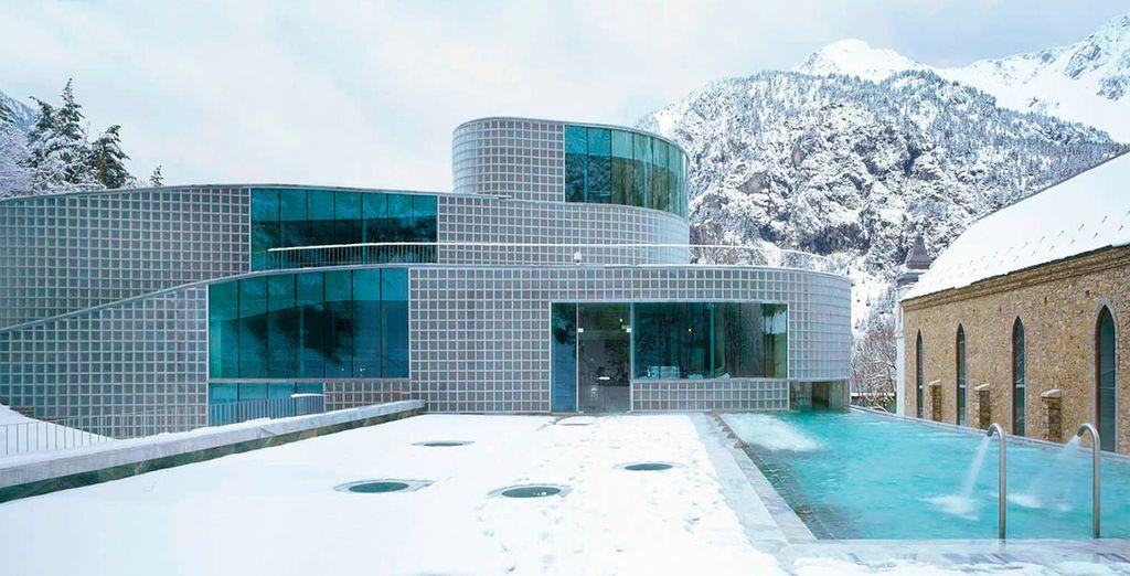 Séjour bien-être dans une des stations thermales des Pyrénées