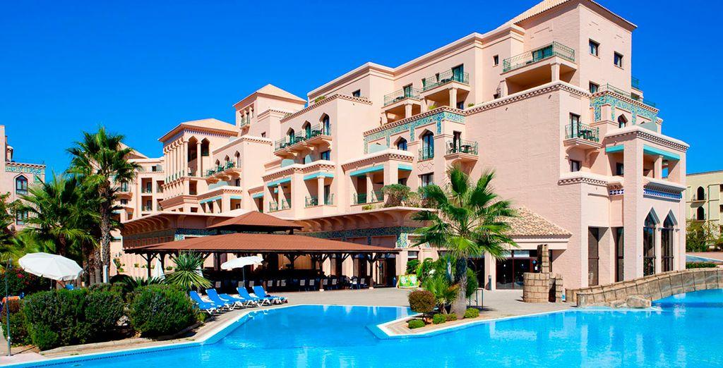 Hôtel Playacanela 4*