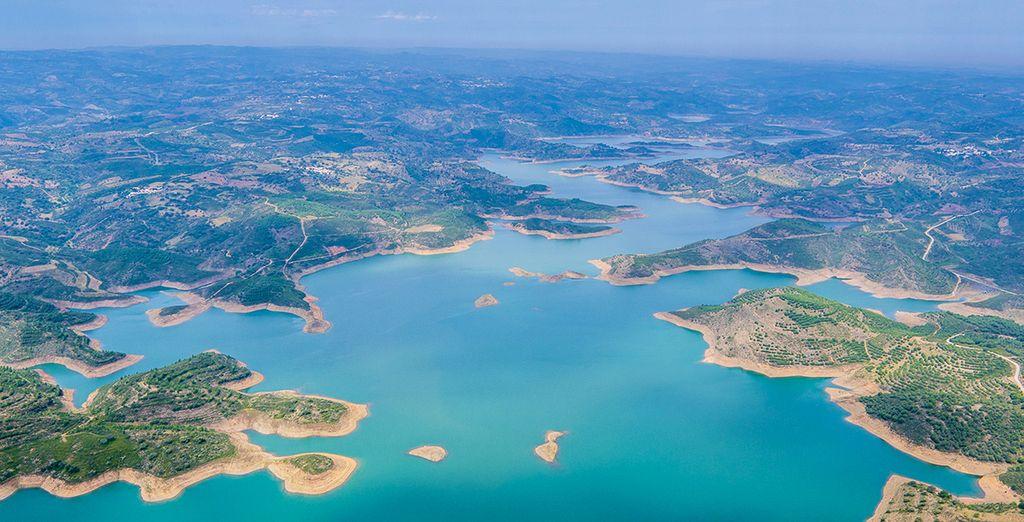 Située au sud du Portugal