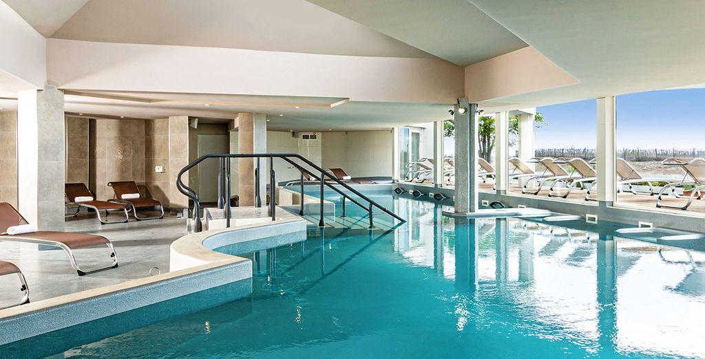 Hôtel Les bains de Camargue 4* - Thalazur