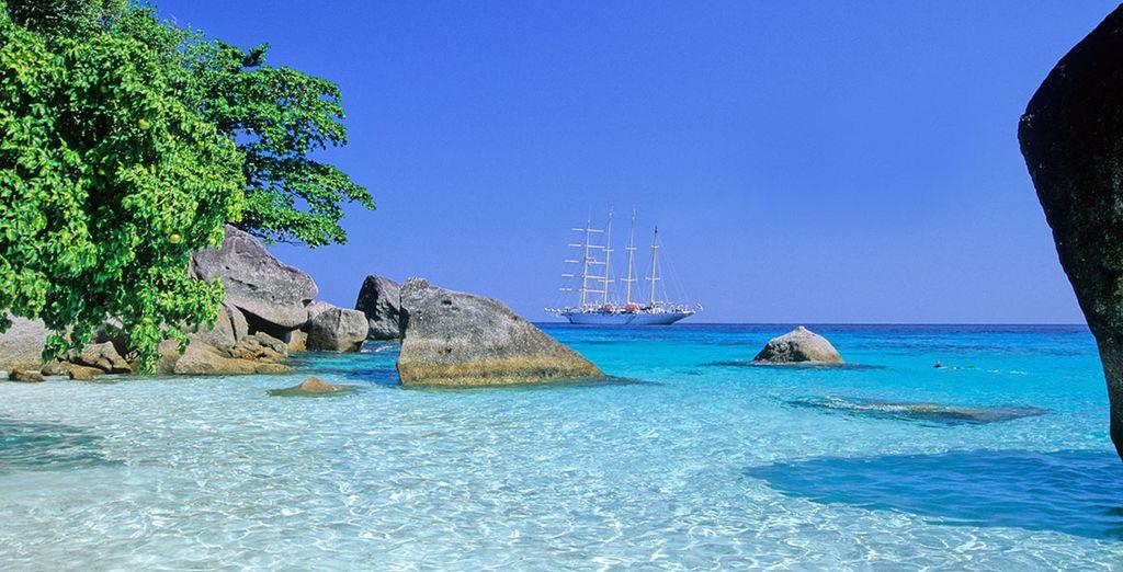 Croisières dans les Caraïbes sur un navire légendaire