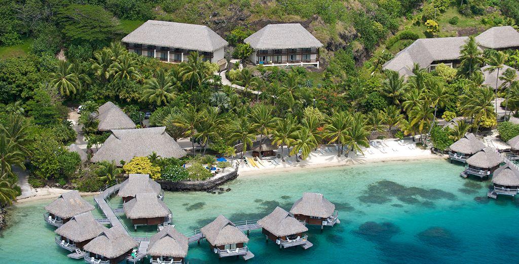 Combiné 3 îles de Polynésie