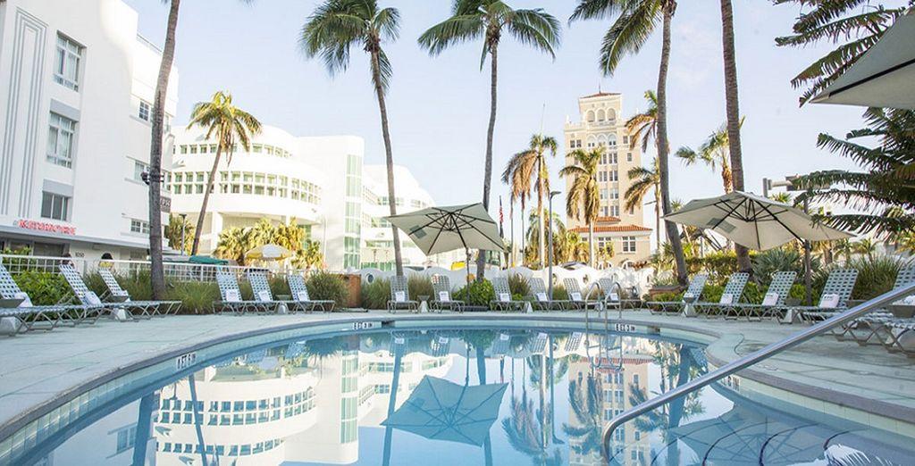Washington Park Hôtel 4* et croisière possible aux Bahamas