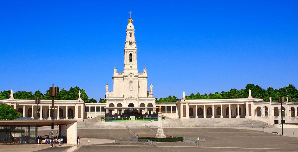 Ou une demi-journée à Notre-Dame de Fatima