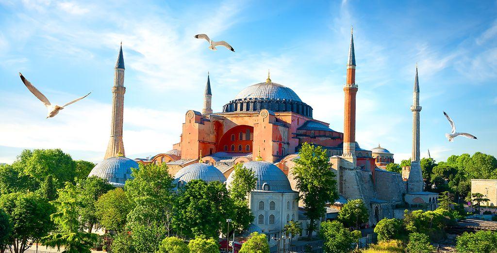 Danis Hôtel Istanbul 4* et croisière possible sur le Bosphore