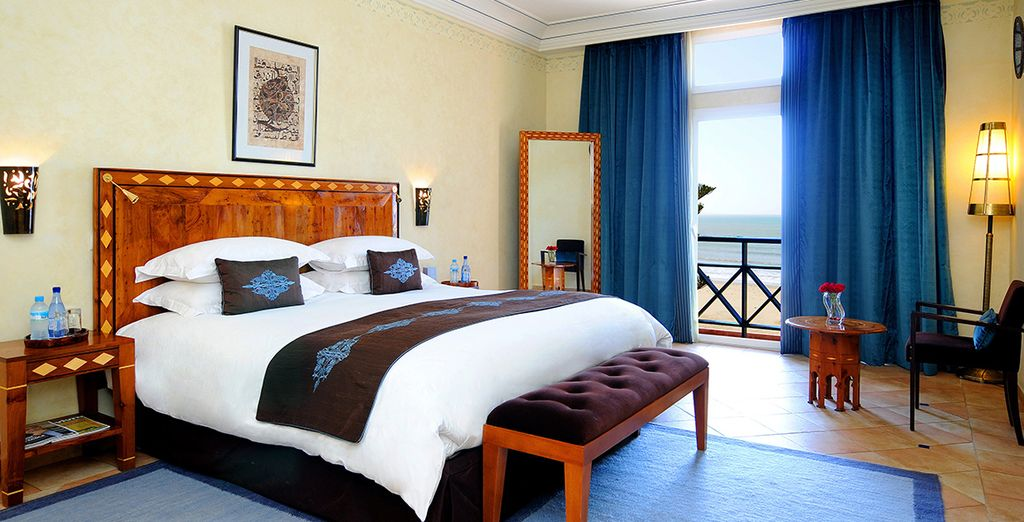 Medina Essaouira Hôtel Thalassa Sea Spa - MGallery Collection 5*