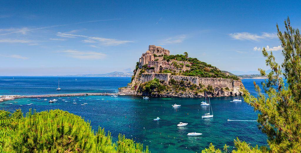 Découverte du Golfe de Naples et de la Côte Amalfitaine