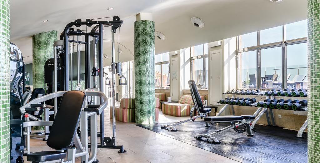 De la salle de fitness
